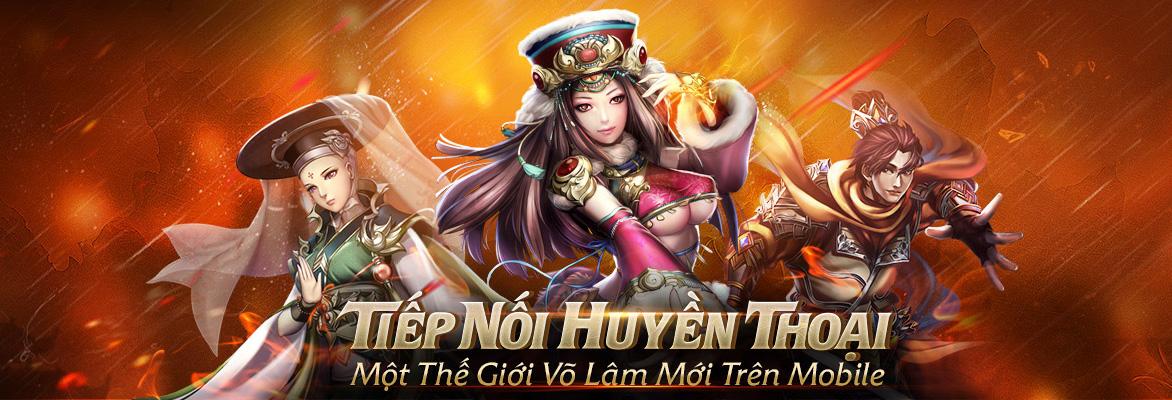 Game được coi là bước nhảy vọt của dòng game thẻ bài chiến thuật, người  chơi có thể trải nghiệm một thế giới võ lâm trên mobile theo cách hoàn toàn  mới.